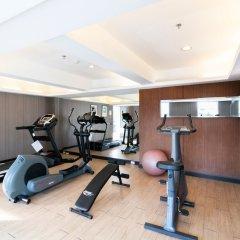 Отель Lily Residence Бангкок фитнесс-зал