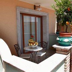 Отель B&B Villa Cristina Джардини Наксос балкон