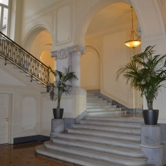 Отель Au Petit Bonheur Генуя интерьер отеля фото 3