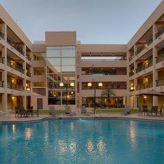 Отель Araiza Hermosillo Мексика, Эрмосильо - отзывы, цены и фото номеров - забронировать отель Araiza Hermosillo онлайн бассейн фото 3