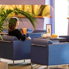 Отель Novotel Arenas-Aeroport Ницца гостиничный бар