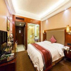 Отель Shenzhen Shanghai Hotel Китай, Шэньчжэнь - 1 отзыв об отеле, цены и фото номеров - забронировать отель Shenzhen Shanghai Hotel онлайн комната для гостей фото 3