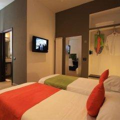 Отель The Luxury Milano комната для гостей фото 4