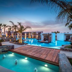 Отель Stella Island Luxury resort & Spa - Adults Only Греция, Херсониссос - отзывы, цены и фото номеров - забронировать отель Stella Island Luxury resort & Spa - Adults Only онлайн бассейн фото 3