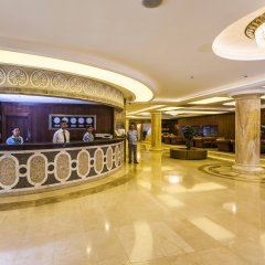 White Gold Hotel & Spa - All Inclusive интерьер отеля