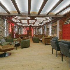 Hotel Klosterbraeu Зефельд интерьер отеля
