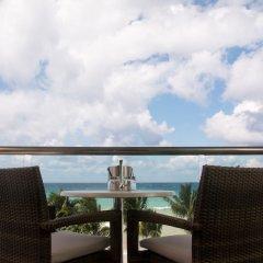 Отель Secrets Aura Cozumel - All Inclusive балкон