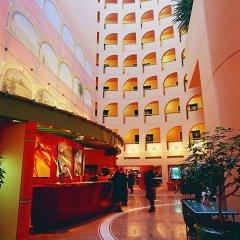 Radisson Blu Hotel Lyon интерьер отеля фото 3