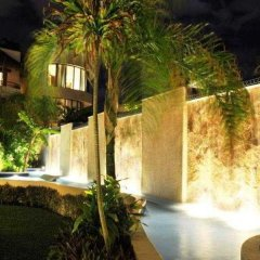 Отель Porto Playa Condo Hotel & Beachclub Мексика, Плая-дель-Кармен - отзывы, цены и фото номеров - забронировать отель Porto Playa Condo Hotel & Beachclub онлайн вид на фасад
