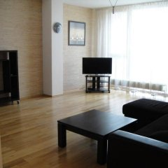 Апартаменты Allika Apartment Таллин комната для гостей фото 3