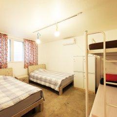 Lazy Fox Hostel комната для гостей фото 5