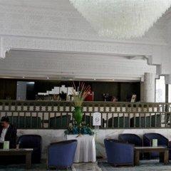 Отель Baya Beach Aqua Park Resort & Thalasso Тунис, Мидун - отзывы, цены и фото номеров - забронировать отель Baya Beach Aqua Park Resort & Thalasso онлайн интерьер отеля фото 3