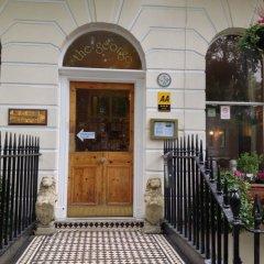 Отель George Hotel Великобритания, Лондон - отзывы, цены и фото номеров - забронировать отель George Hotel онлайн вид на фасад фото 2