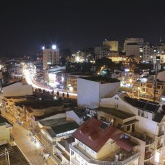 Hoang Minh Chau Ba Trieu Hotel Далат балкон