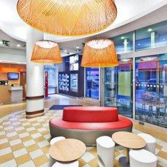 Отель Ibis Praha Mala Strana Прага интерьер отеля фото 3