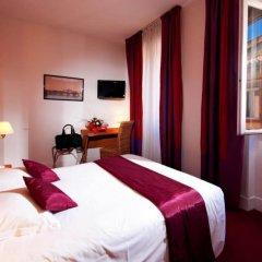 Отель Le Clocher de Rodez Франция, Тулуза - отзывы, цены и фото номеров - забронировать отель Le Clocher de Rodez онлайн комната для гостей фото 2