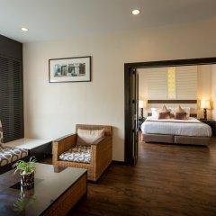 Отель Deevana Plaza Phuket 4* Люкс повышенной комфортности с различными типами кроватей