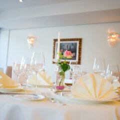 Отель Schloss Monchstein Зальцбург помещение для мероприятий