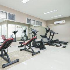 Отель J Park at Chinnakhet фитнесс-зал