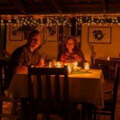 Hotel Hacienda San Lucas Копан-Руинас гостиничный бар