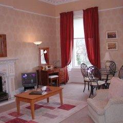 Отель The Whitehouse Apartments Великобритания, Глазго - отзывы, цены и фото номеров - забронировать отель The Whitehouse Apartments онлайн комната для гостей фото 4