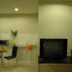 Апартаменты Bangkok Living Apartment Бангкок удобства в номере