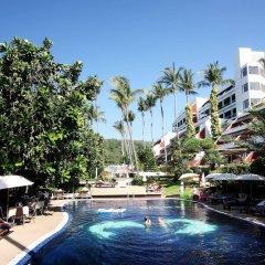 Отель Best Western Phuket Ocean Resort бассейн фото 2