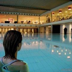 Отель Hesperia Tower Испания, Оспиталет-де-Льобрегат - 1 отзыв об отеле, цены и фото номеров - забронировать отель Hesperia Tower онлайн бассейн фото 2