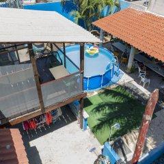 Отель Hostel Playa by The Spot Мексика, Плая-дель-Кармен - отзывы, цены и фото номеров - забронировать отель Hostel Playa by The Spot онлайн парковка