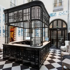 Отель Only YOU Boutique Hotel Madrid Испания, Мадрид - отзывы, цены и фото номеров - забронировать отель Only YOU Boutique Hotel Madrid онлайн интерьер отеля фото 3
