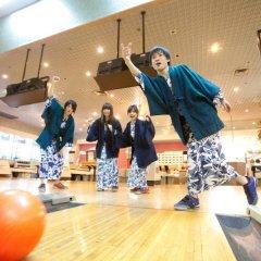Tsuetate Kanko Hotel Hizenya Минамиогуни фитнесс-зал