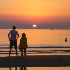Отель Camay Италия, Риччоне - отзывы, цены и фото номеров - забронировать отель Camay онлайн пляж