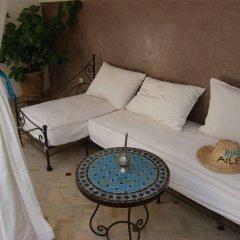 Отель Riad Ailen Марракеш комната для гостей фото 4