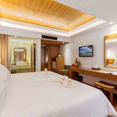 Отель Beyond Resort Karon 4* Стандартный номер с различными типами кроватей фото 2