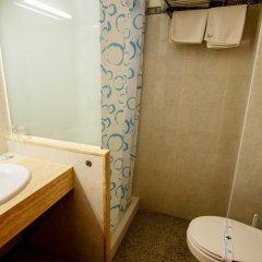 Отель San Juan Park Испания, Льорет-де-Мар - 1 отзыв об отеле, цены и фото номеров - забронировать отель San Juan Park онлайн ванная