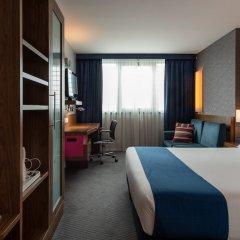 Отель Holiday Inn Express Lisbon Airport Португалия, Лиссабон - 3 отзыва об отеле, цены и фото номеров - забронировать отель Holiday Inn Express Lisbon Airport онлайн сейф в номере