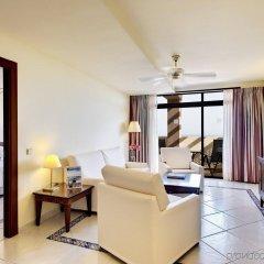 Отель Occidental Jandía Mar Испания, Джандия-Бич - отзывы, цены и фото номеров - забронировать отель Occidental Jandía Mar онлайн комната для гостей фото 5