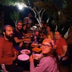 Отель Mavi Cennet Camping Pansiyon Сиде развлечения