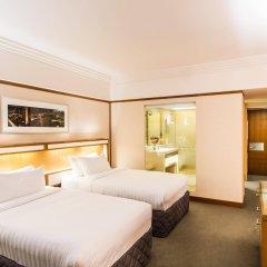 Отель Pan Pacific Singapore комната для гостей