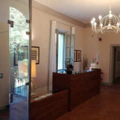 Отель Villa Ducci Италия, Сан-Джиминьяно - отзывы, цены и фото номеров - забронировать отель Villa Ducci онлайн интерьер отеля