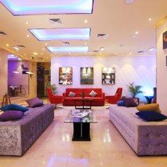 Отель MENA ApartHotel Albarsha интерьер отеля фото 2