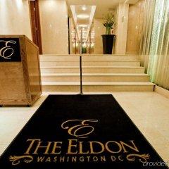 Отель Eldon Luxury Suites Вашингтон интерьер отеля