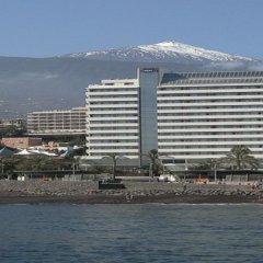 Отель Sol Costa Atlantis Tenerife пляж фото 2