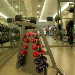 WOW Istanbul Hotel фитнесс-зал