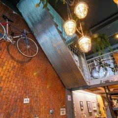 Отель Zhelter'BKK Бангкок спортивное сооружение