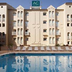 AC Hotel La Linea by Marriott бассейн фото 2