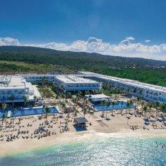 Отель Riu Reggae Adults Only - All Inclusive Ямайка, Монтего-Бей - отзывы, цены и фото номеров - забронировать отель Riu Reggae Adults Only - All Inclusive онлайн пляж фото 2