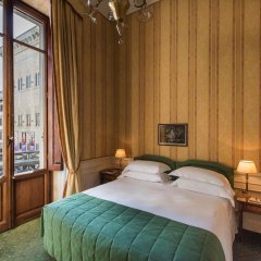 Отель Helvetia & Bristol Firenze Starhotels Collezione Флоренция комната для гостей фото 2