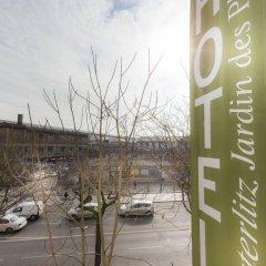 Отель Libertel Austerlitz Jardin des Plantes парковка