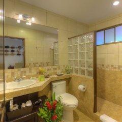 Pumilio Mountain & Ocean Hotel ванная